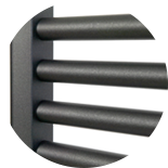 antracit radiator